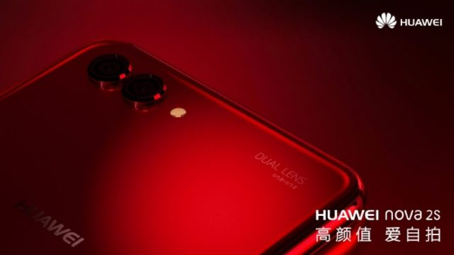 Huawei Nova 2s Goes Official: Kirin 960, Dual Rear and Front Cameras, Android Oreo