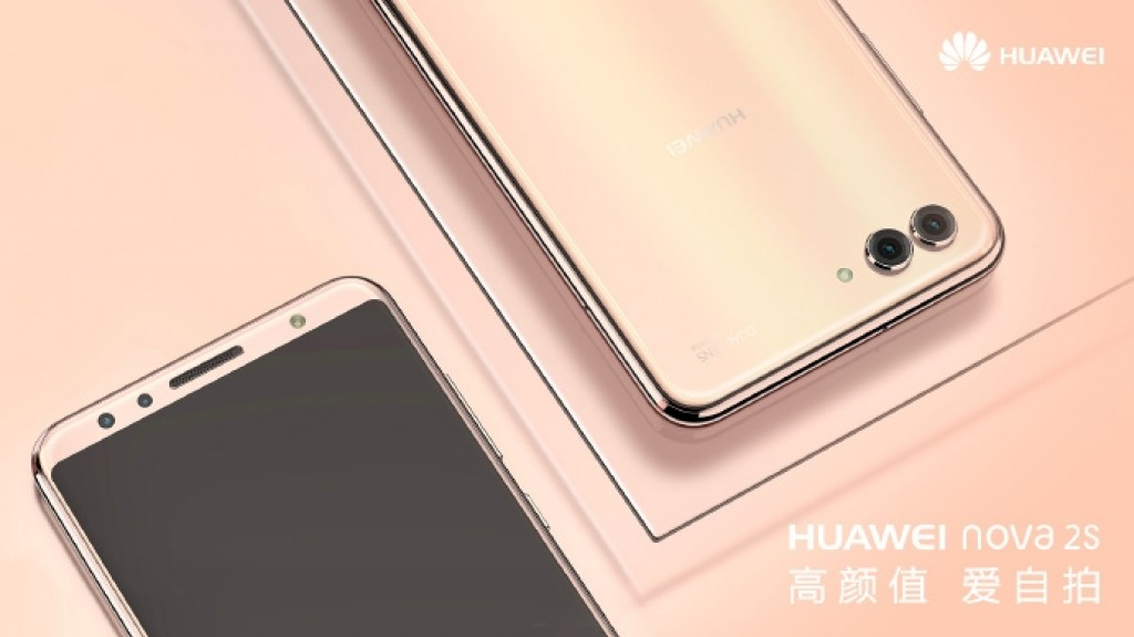 Huawei Nova 2s Goes Official: Kirin 960, Dual Rear and Front