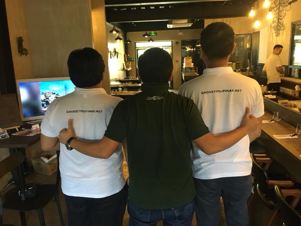 Aircast x Gadget Pilipinas