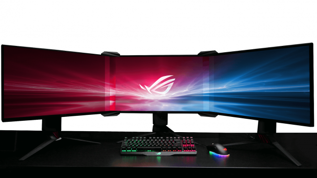 ASUS ROG Announces Latest Gaming Gear at CES 2018