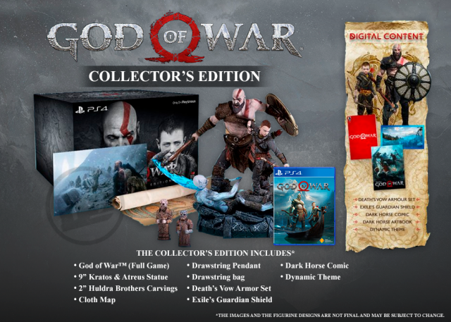 God of War Datablitz 640x457 - God of War drops April 20, pre-order available in Datablitz and PSN Store