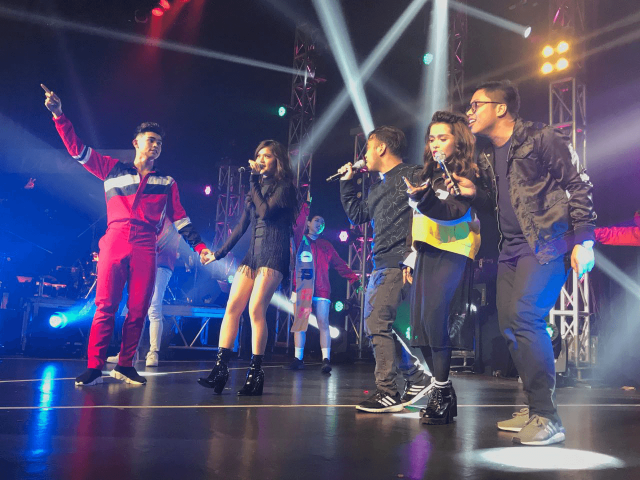 InigoPascual Concert 640x480 - A Lookback at Vivo's 2017 Successful Star-Studded Marketing Campaign
