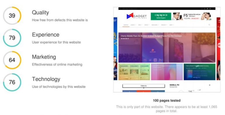 Gadget Pilipinas taps STEP Web Services to improve SEO position in industry