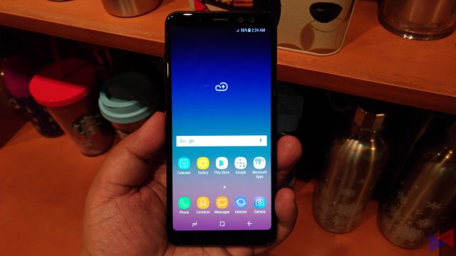 galaxya82018 2 640x360 - Samsung Launches Galaxy A8 and A8+ (2018) in PH