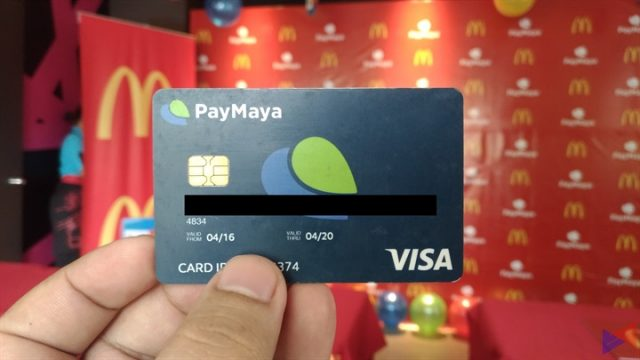 mcdoxpaymaya 1 640x360 - Go Cashless at McDonald's with PayMaya