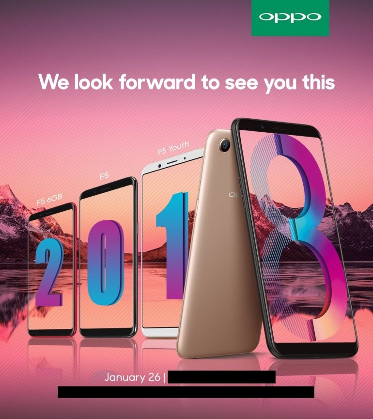 oppo a83 launch2 770x865 - OPPO Set to Launch a New Budget Smartphone Soon - Could be the A83?