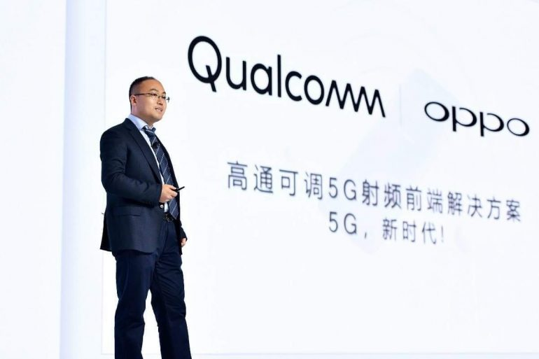 oppoxqualcomm5g 2 770x513 - OPPO Partners with Qualcomm for 5G Pioneer Initiative