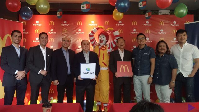 pmxmcdo 3 640x360 - Go Cashless at McDonald's with PayMaya