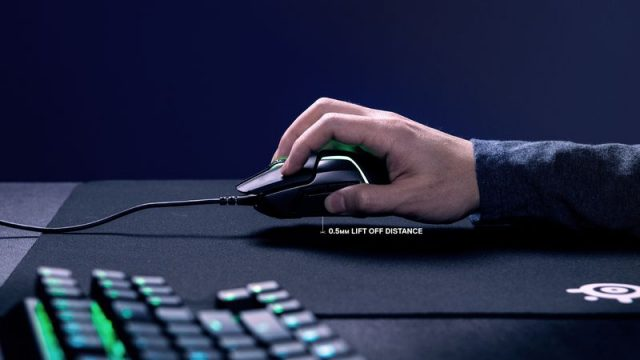 rival600 lowest lift off distance 640x360 - New SteelSeries Rival 600 Gaming Mouse Tracks Your Movements Mid-Air