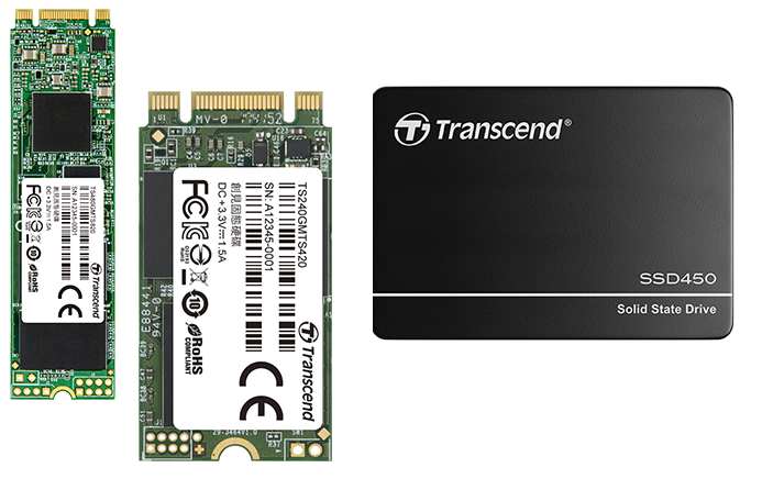 transcend 01 - Transcend Announces New 3D TLC NAND Solid State Drives!