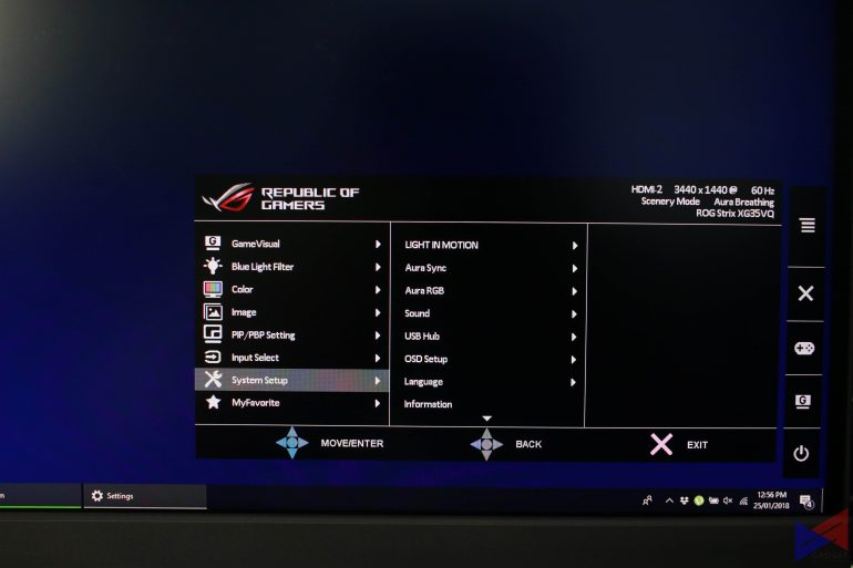 xg35vq u 2 770x513 - ASUS ROG Strix XG35VQ Curved Gaming Monitor Review: Bigger and Better