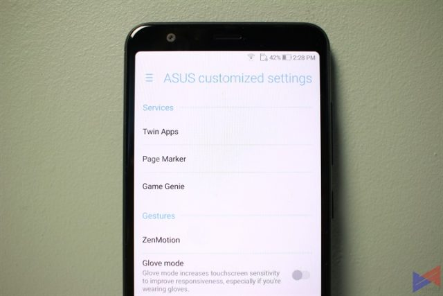 zfmaxplus u 22 640x427 - ASUS Zenfone Max Plus Review: The Return of the Battery King