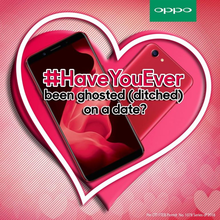 "Bring Out Your Best ""Hugot"" this Valentine's Day with OPPO's #HaveYouEver Promo!"