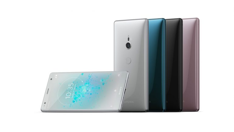 XZ2 770x433 - Sony makes Xperia XZ2 official, will become available soon in the Philippines