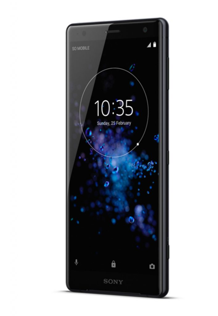 XZ2 Screen 707x1024 - Sony makes Xperia XZ2 official, will become available soon in the Philippines