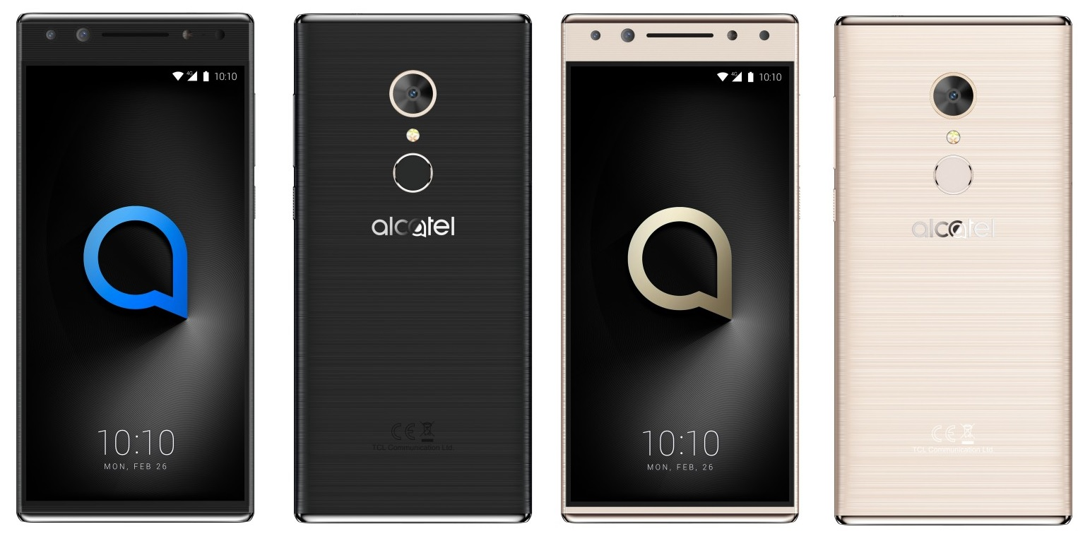 Alcatel 5, The Alcatel 5 is TCL's Newest Mid-Ranger (or Flagship?), Gadget Pilipinas, Gadget Pilipinas