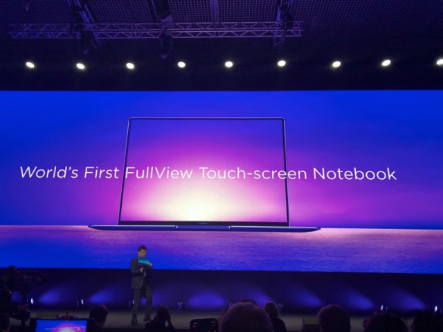 image 2 640x480 - The Huawei Matebook X Pro could be the best looking laptop ever