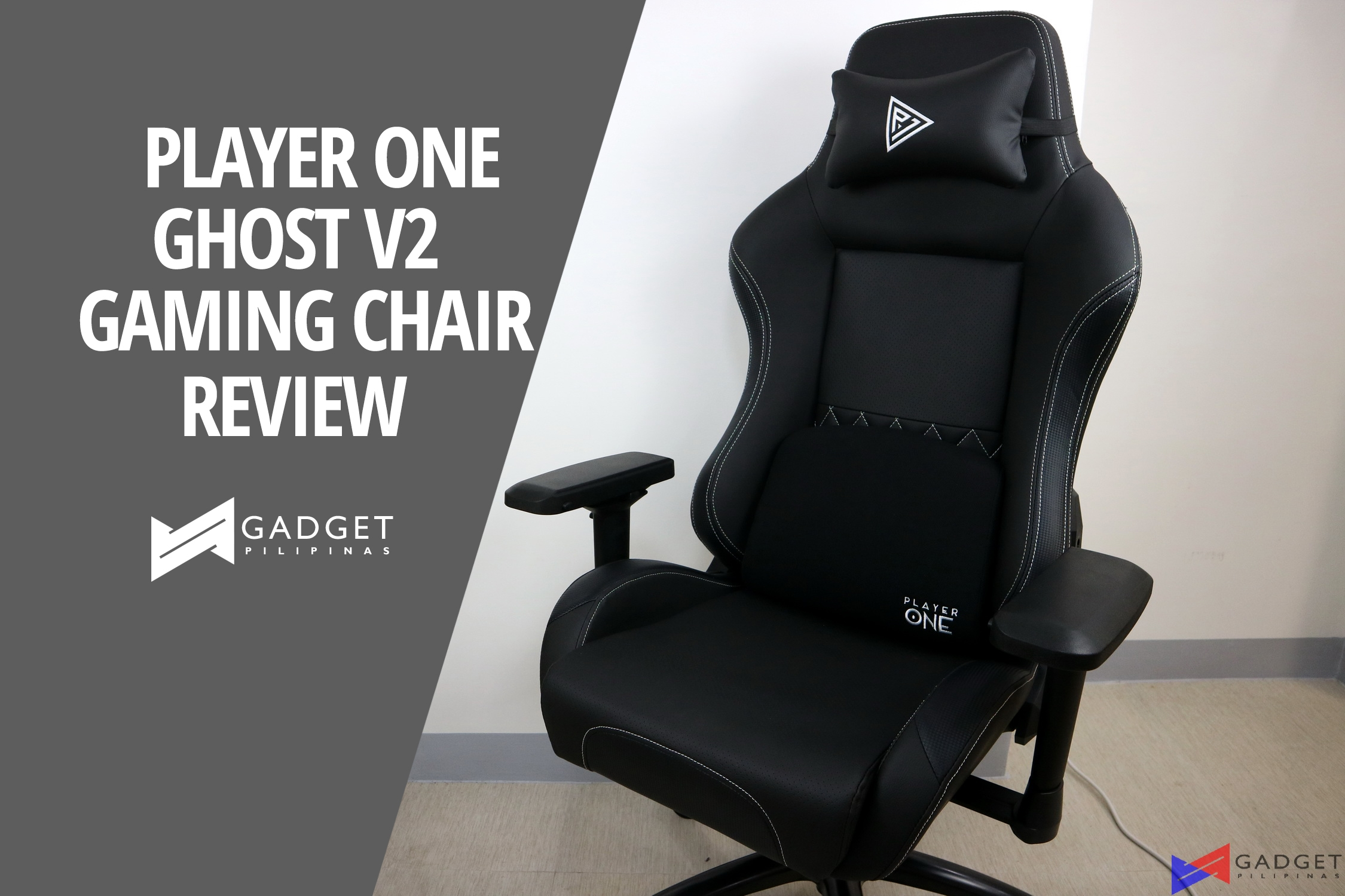 Player One Ghost v2 Gaming Chair Review - Player One Ghost v2 Review