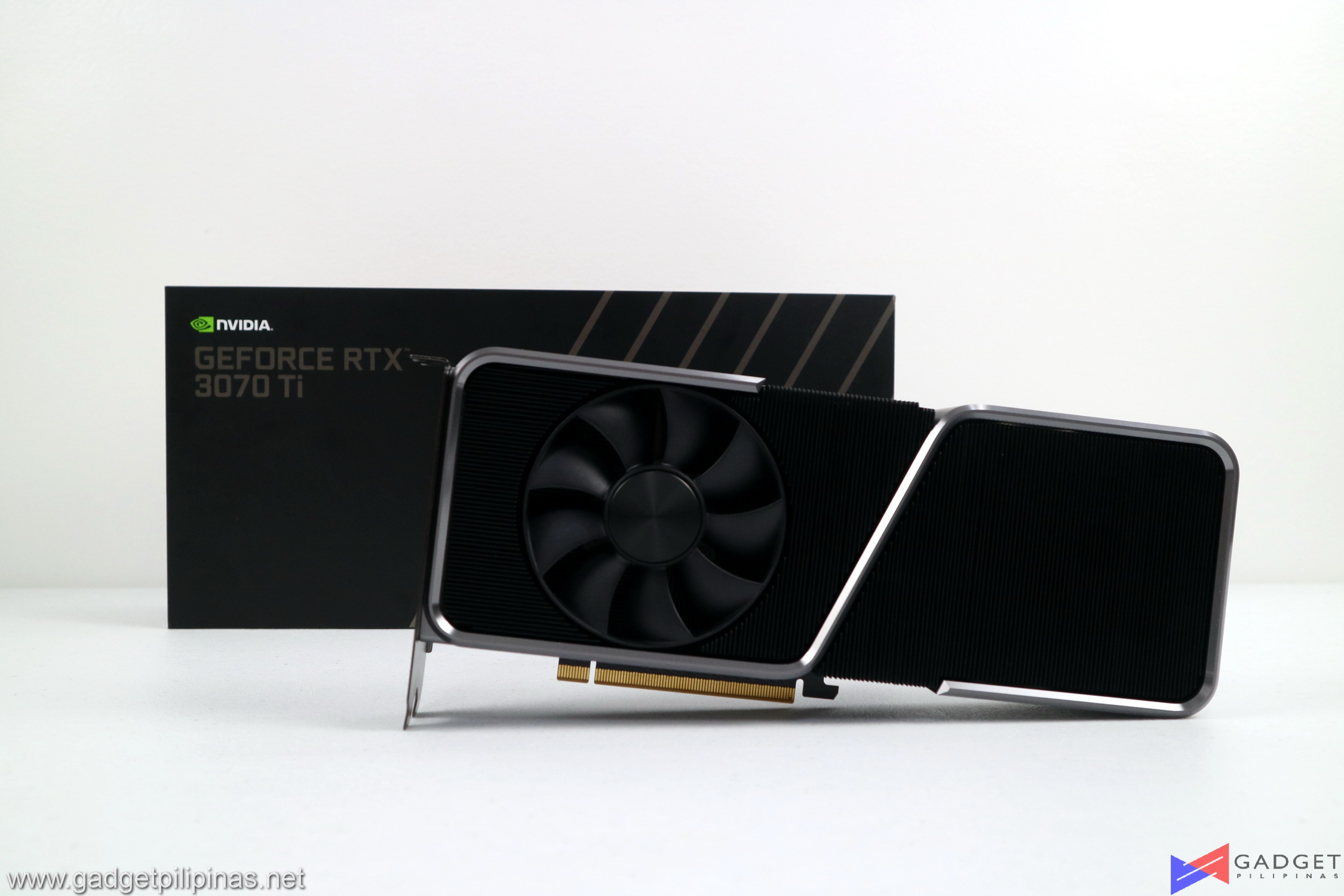 Nvidia RTX 3070 Ti Founders Edition Review PH - RTX 3070Ti FE Review Philippines
