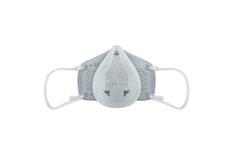 11 LG PuriCare™ Wearable Air Purifier with VoiceON™