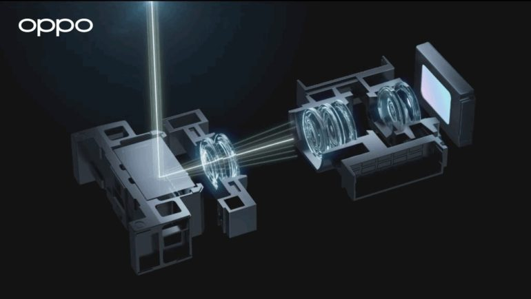 OPPO Continuous Optical Zoom 2021