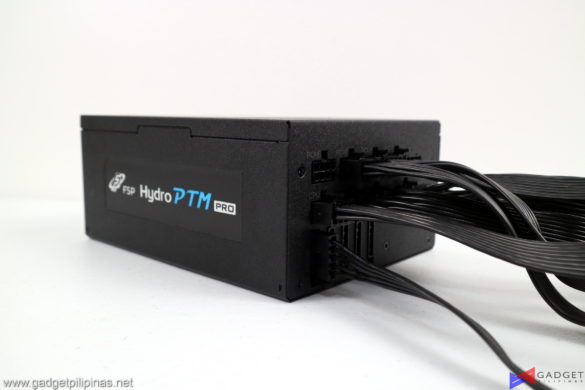 FSP Hydro PTM PRO 1200W 80+ Platinum Review 070