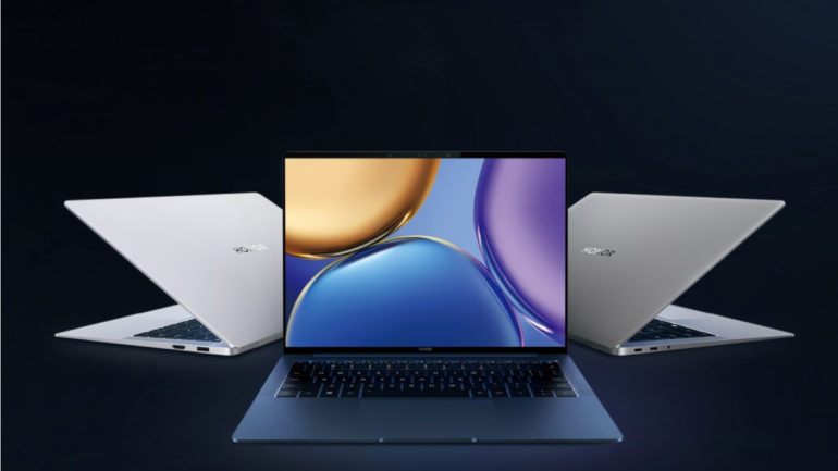 HONOR MagicBook 16, 16 Pro, and V 14