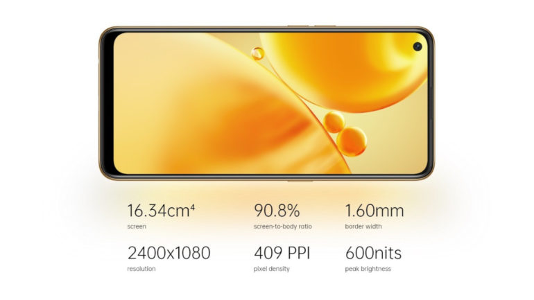 OPPO F19s display