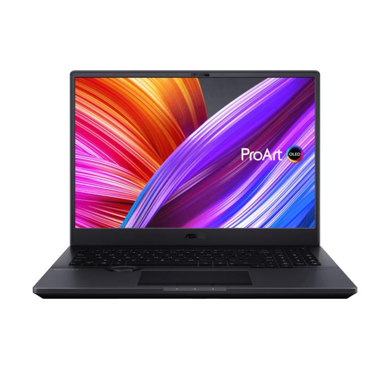 ProArt StudioBook 16 _ Pro 16 OLED_H7600_W7600_World_s first 16-inch 4K OLED HDR display