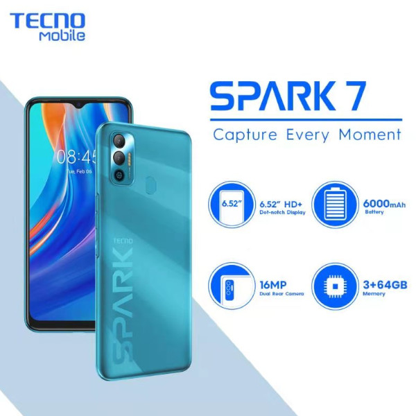 Spark 7 back to school