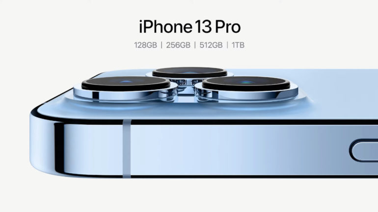 iPhone 13 Pro and Pro Max 1TB