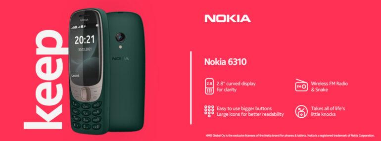 Nokia 6310 PH