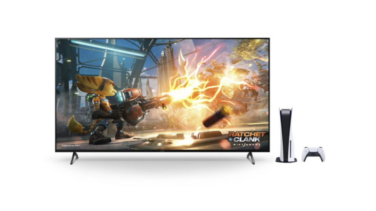 Perfect for PlayStation 5 for BRAVIA XR TV